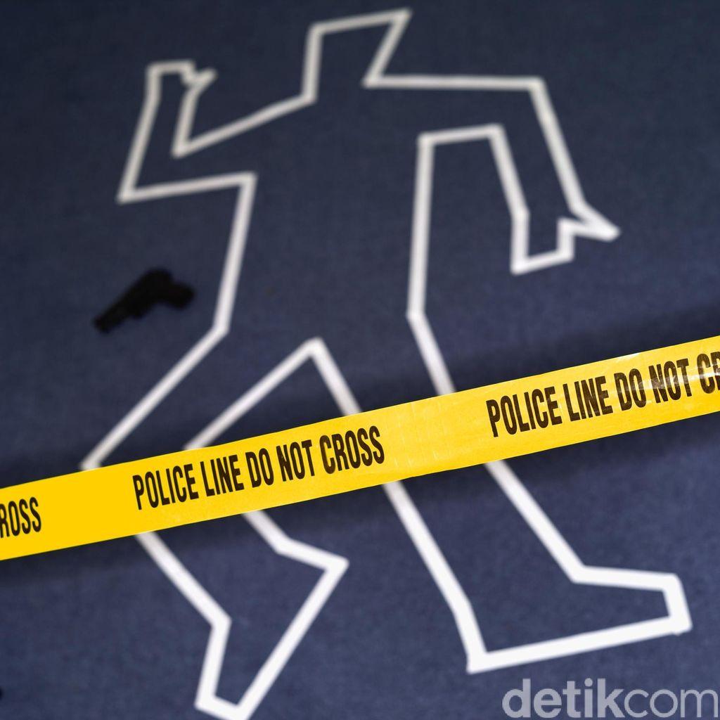 Polisi Pastikan Mayat Terbakar di Cengkareng karena Bunuh Diri