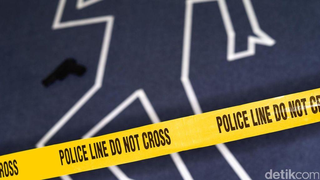 Mayat Pria Ditemukan di Gerobak di Tebet