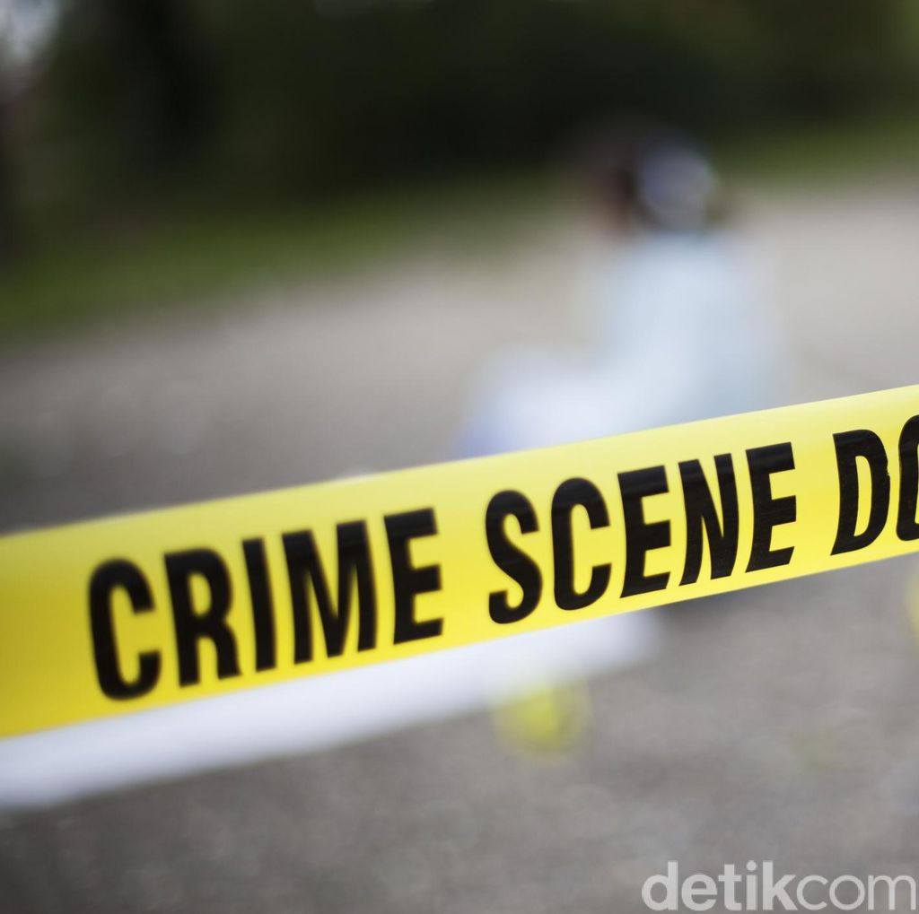 Penggal Kepala Tetangganya, Zumrowi Ditangkap Polisi