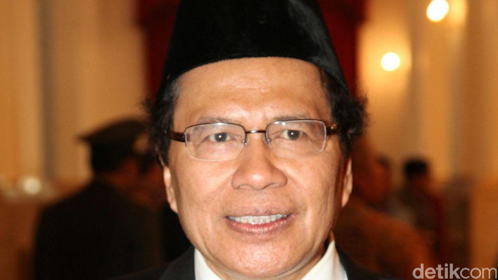 Ruhut ke Rizal Ramli: Sudah Diberi Kepercayaan Jokowi Harus Bersyukur
