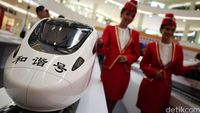 Kereta Cepat JKT- BDG Mandek Sampai Ditegur Jokowi, Apa Masalahnya?