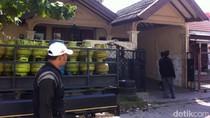 Gerebek Tempat Pengoplos Elpiji di Semarang, Polisi Temukan Alat Isap Sabu