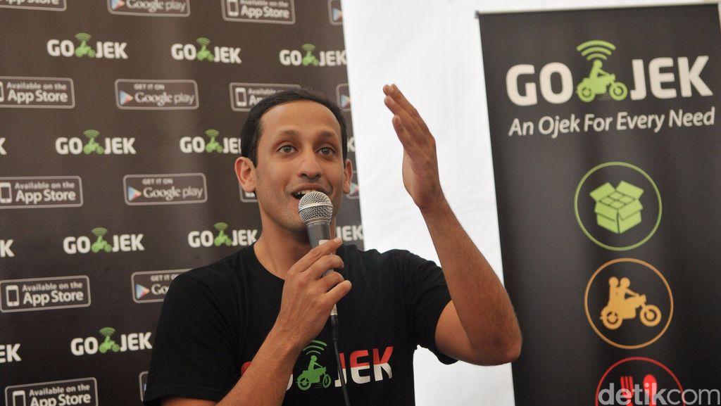 Dikerubuti Investor, Go-Jek Jadi Unicorn Pertama Indonesia