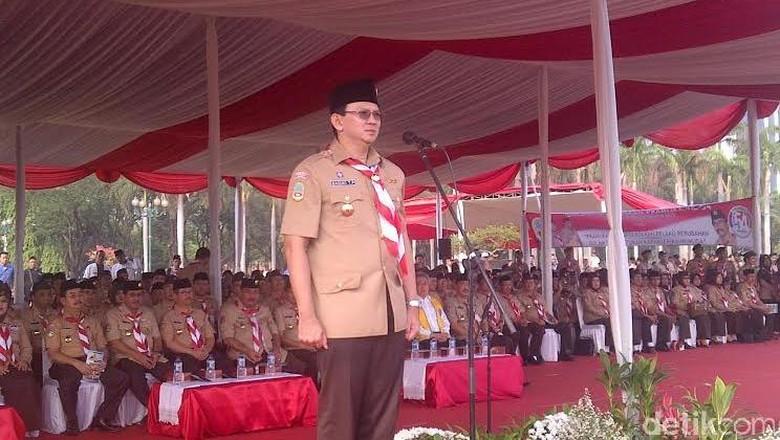 Pantau Kinerja Lurah dari Aplikasi Qlue, Ahok: Jakarta Selatan dan Barat Parah!