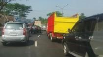 Banyak Perbaikan Jalan, Pantura Jateng ke Semarang Macet di Berbagai Titik