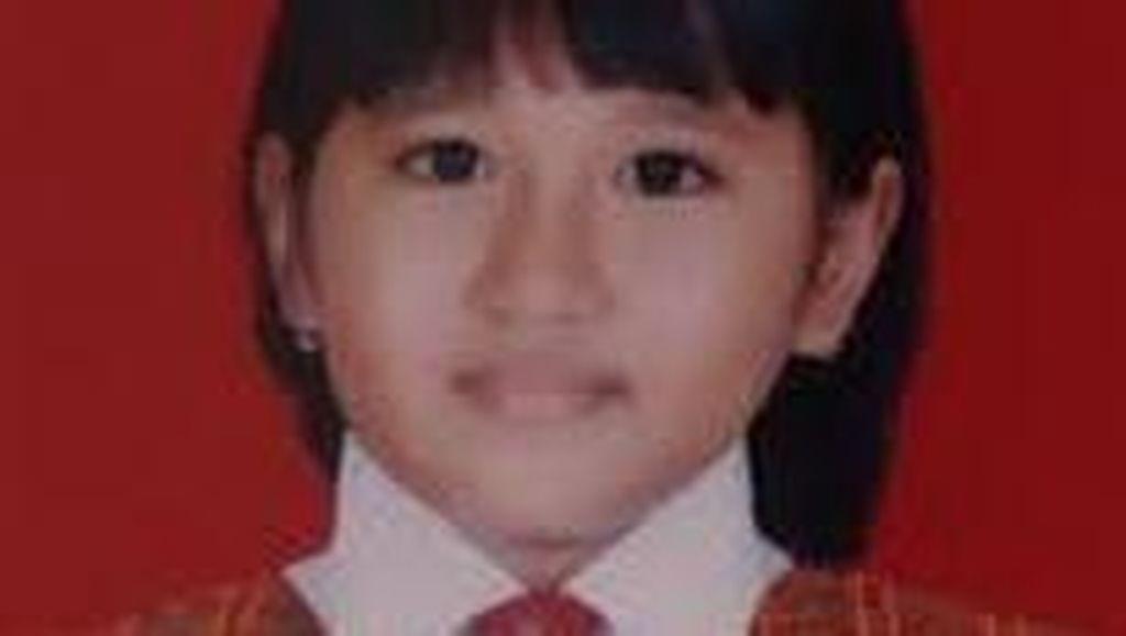Siswi SD yang Sempat Menghilang Sudah Sekolah Kembali