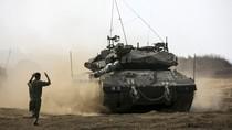 Tank Israel Gempur Pos Milik Hamas di Gaza