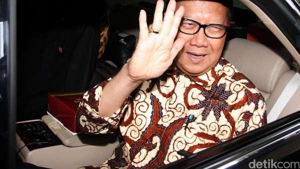 Ditanya di Istana Soal Usulan IPDN Dibubarkan, Mendagri: Pak Ahok Lebih Hebat