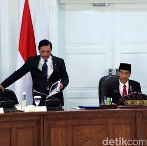 Rapat di Kantor Jokowi, Gubernur Malut Ingin Pelabuhan dan Bandara