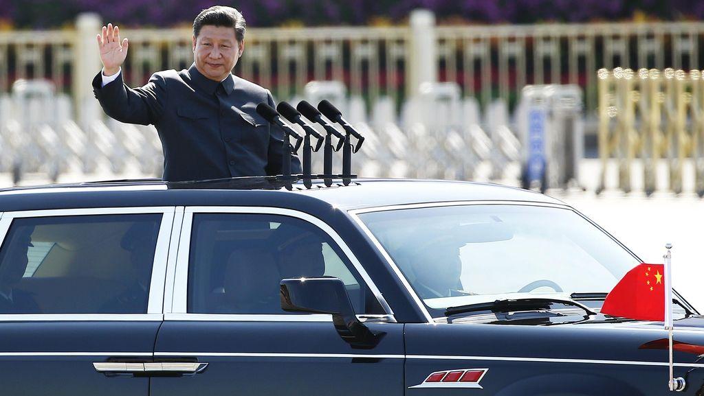 Ambisi Besar China Bangun Jalur Sutra Modern, Cukupkah Dananya?