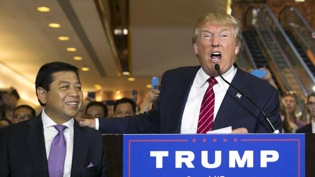 Dilaporkan ke MKD karena Bertemu Trump, ini Respons Ketua DPR