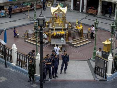 Agustus: Bom Bangkok, Pukulan Pariwisata Untuk Thailand