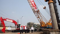 Di Atas Jalan Tol, LRT akan Terintegrasi dengan MRT dan Transportasi Lain