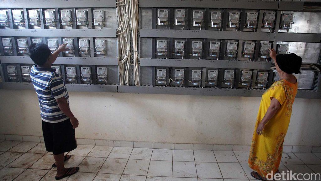 110 Keluarga Miskin Dapat Subsidi Listrik Lagi Setelah Sempat Dicabut