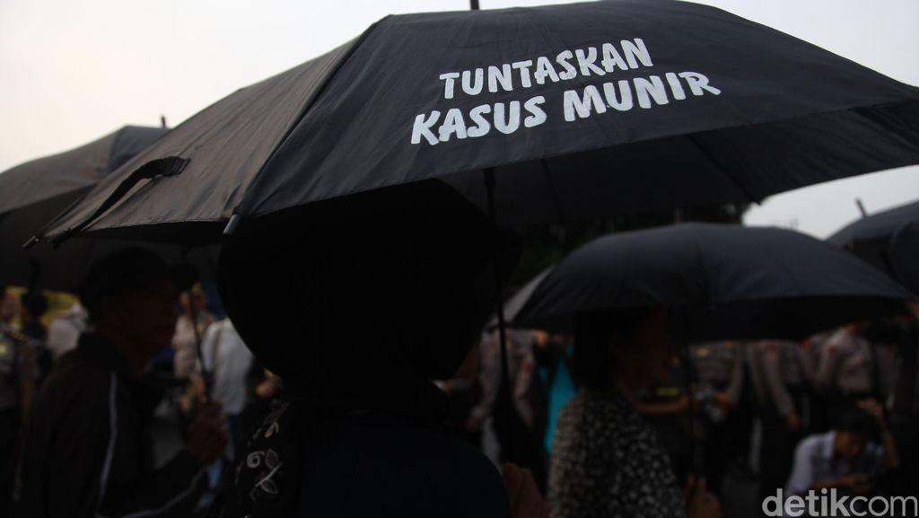 13 Tahun Usia Kasus Munir, Kapan Aktor Intelektual Terungkap?