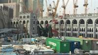Pemerintah Santuni Korban Crane di Makkah
