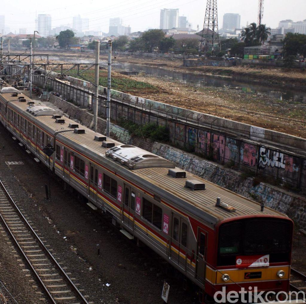 Lusa, 8 KRL Rute Jakarta-Bekasi akan Lewati Stasiun Pasar Senen