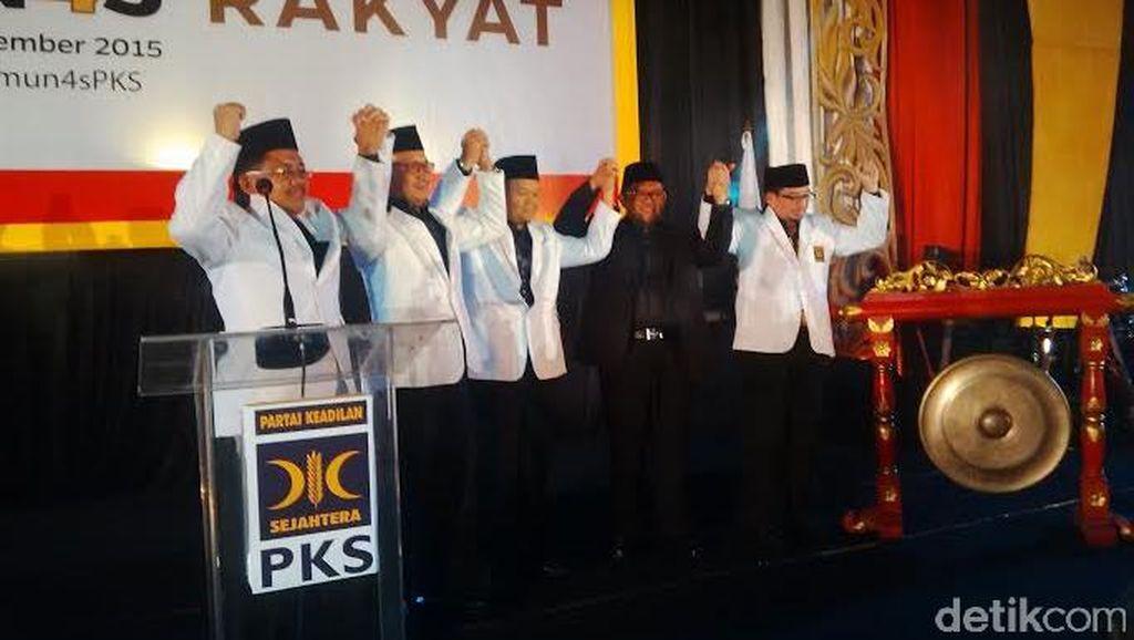 Ini Susunan Pengurus DPP PKS Periode 2015-2020