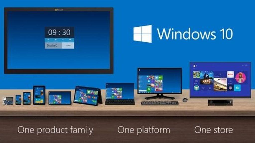 Windows 10 Tawarkan Jajal Dulu, Instal Belakangan