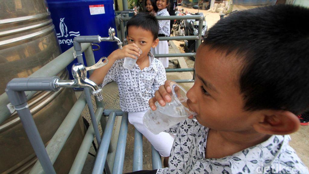 DPRD DKI Dukung PD Air Jaya Kuasai 100% Air Bersih Ibu Kota