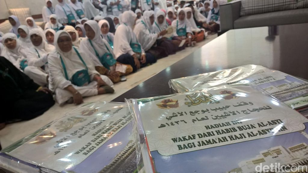 Imbauan Menkes Agar Jemaah Haji Tetap Fit