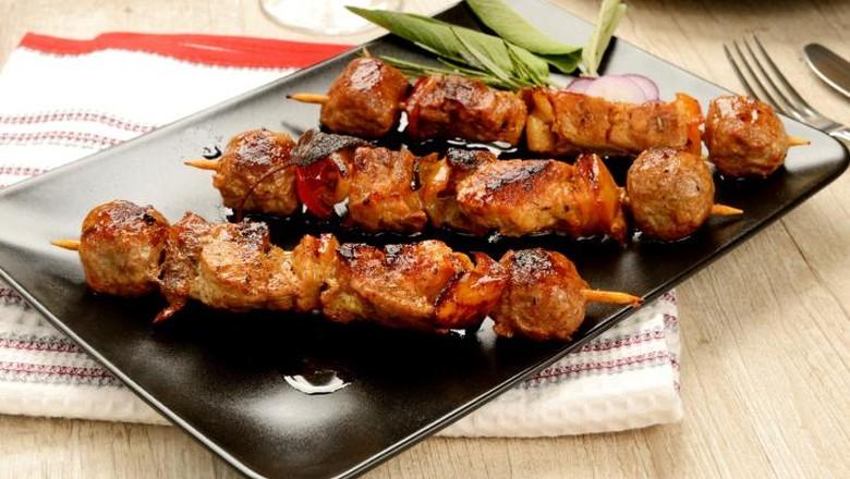 Ilustrasi olahan daging kambing/ Foto: thinkstock