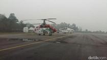 Pekanbaru Dikepung Asap, Pesawat Cassa Batal Bikin Hujan Buatan