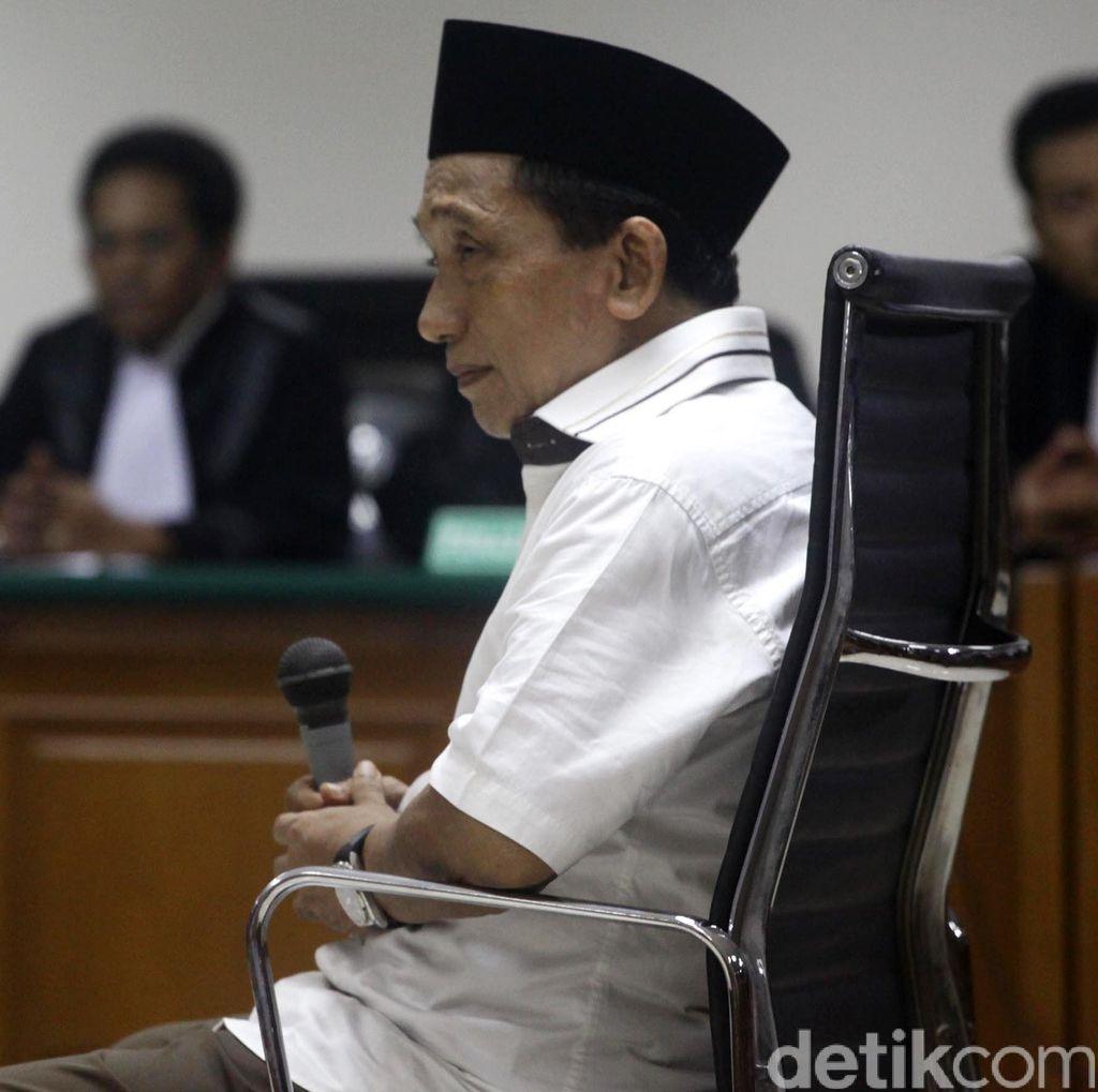 Rekor! 294 Orang Jadi Saksi Kasus Korupsi Rp 414 Miliar Fuad Amin
