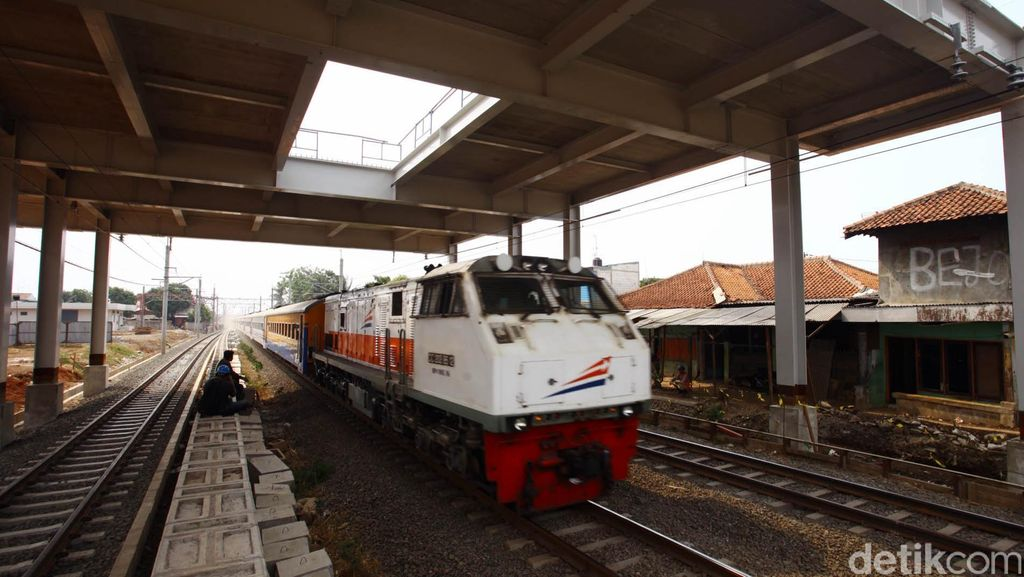 Warga Bekasi ke DKI Bisa Naik Kereta Jarak Jauh, Ramai Peminat?