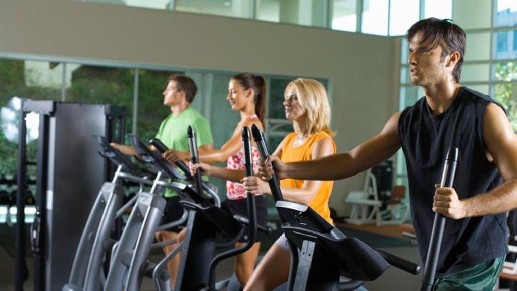 Berenang Usai Nge-gym Bisakah Bantu Tingkatkan Massa Otot?