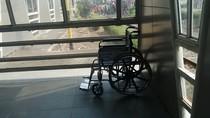 Polisi Sosialisasikan Perlakuan Khusus di Jalan Bagi Penyandang Disabilitas