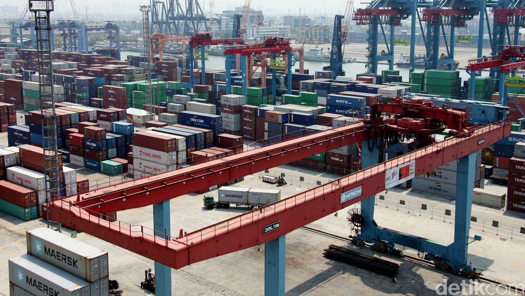 Jokowi Minta 23 Aturan Hambat Perdagangan Segera Dibereskan