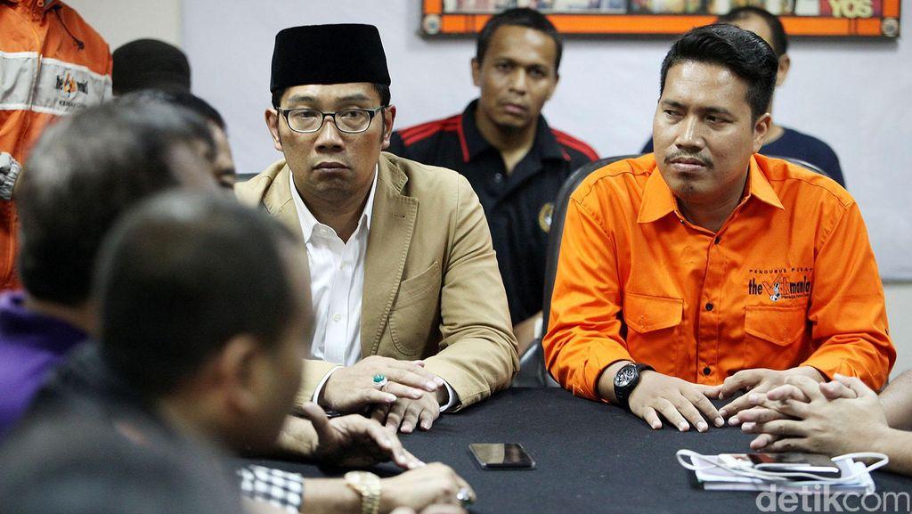 Ketua The Jakmania Kecam Imbauan GTS agar Tak ke Bandung