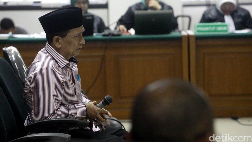MA Doakan Fuad Amin Husnul Khatimah Jalani Vonis 13 Tahun Penjara