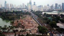 Kata Warga Soal eks Taman Ria yang Mau Dibuat Apartemen DPR