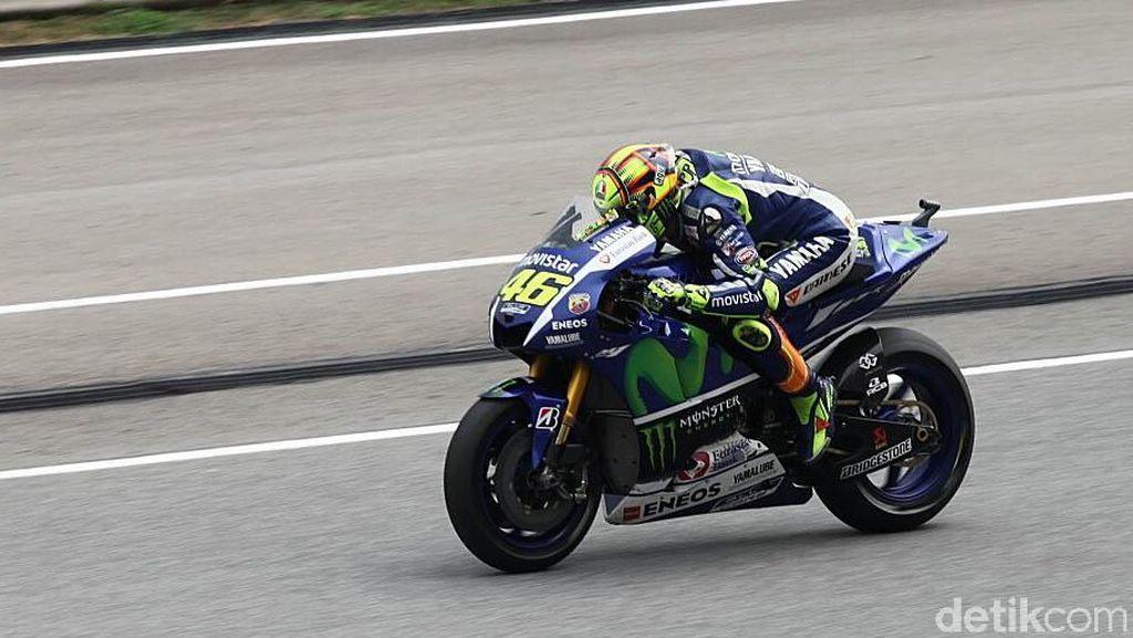 Yamaha Pindah Lubang Tangki BBM Motor MotoGP ke Belakang