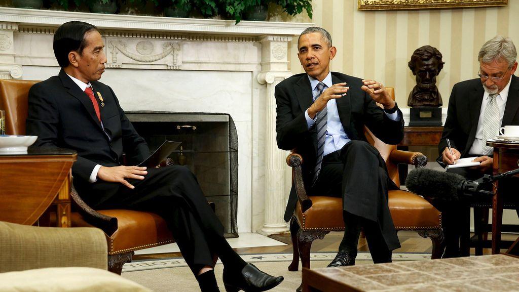 Di Kebun Raya Bogor Obama akan Disuguhi Surabi dan Es Kelapa