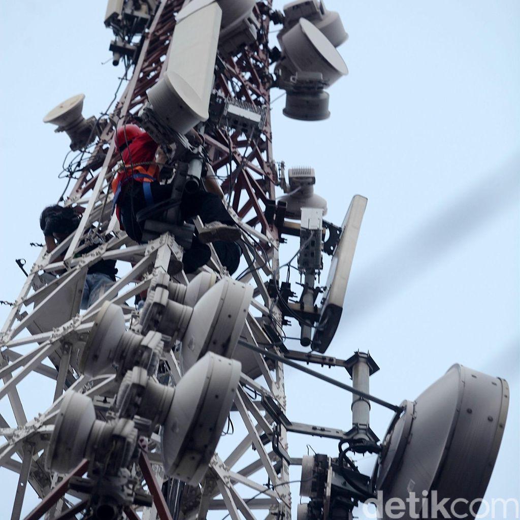 Lelang 2,1 GHz dan 2,3 GHz Disarankan Terpisah