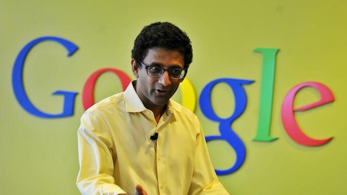 Menjelajah Markas Besar Google