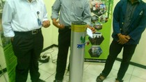 Dr Muhammad Nur dan Kisah Penciptaan Air Purifier untuk Korban Asap