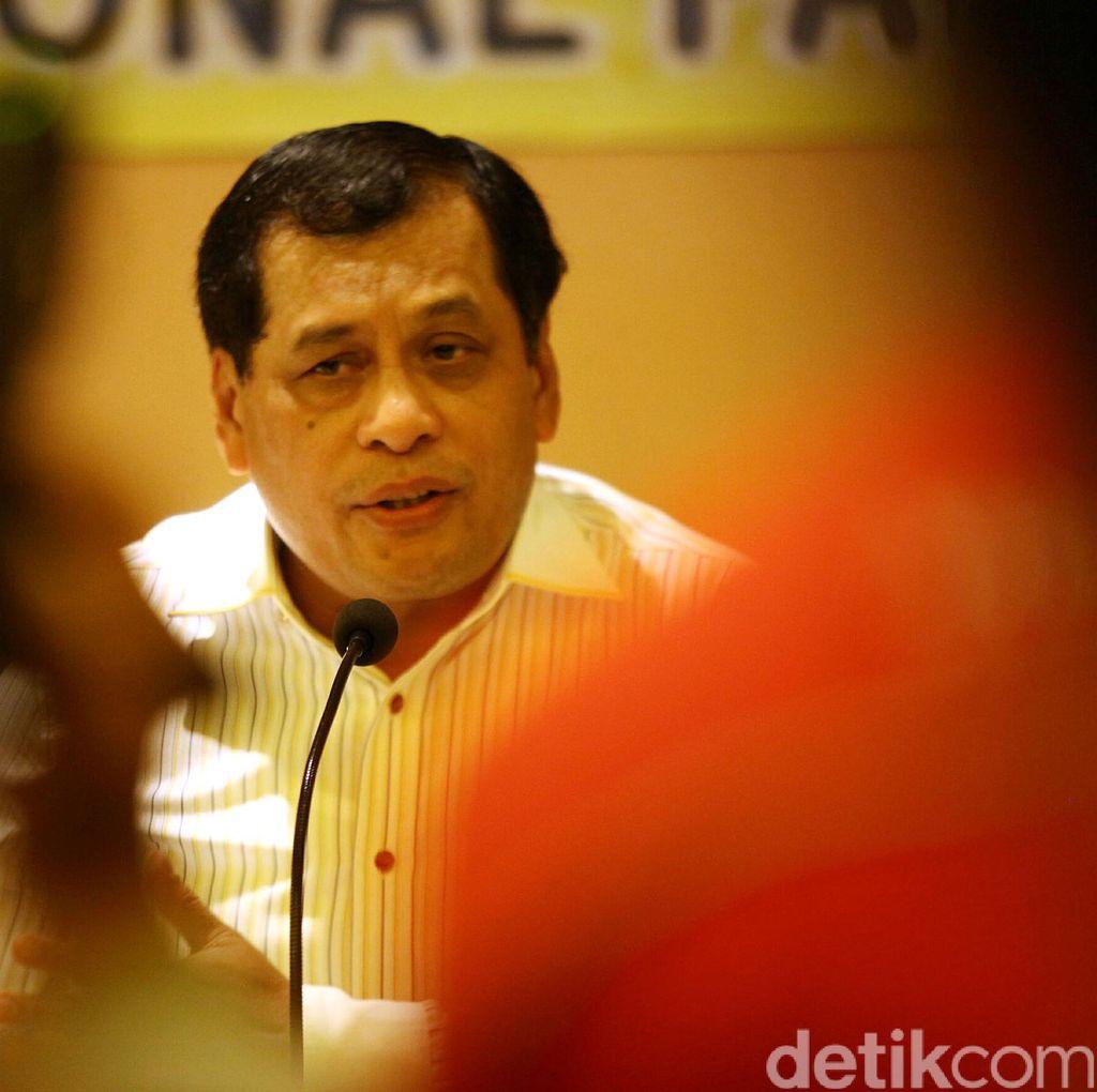 Golkar: Pilpres 2019 Belum Tentu Jokowi vs Prabowo