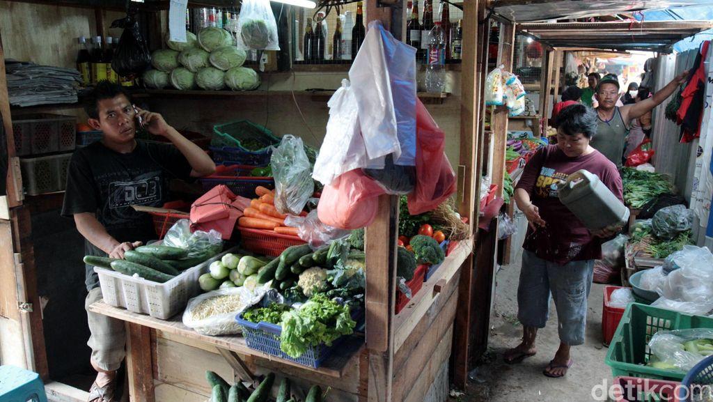 Setelah Driver Gojek, BPJS Ketenagakerjaan Bidik Pedagang Pasar