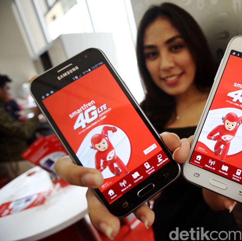 Smartfren Amankan Tol Fungsional dengan Puluhan Mobile BTS