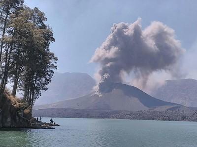 Seorang Pendaki Asal Jakarta Dilaporkan Hilang di Rinjani