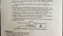 Septina Ditunjuk Golkar Jadi Ketua DPRD Riau, Dewan: Ini Sejarah Buat Kita