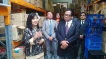 Lawatan MPR ke Sydney, Ternyata Orang Australia Suka Permen Jahe dari Indonesia