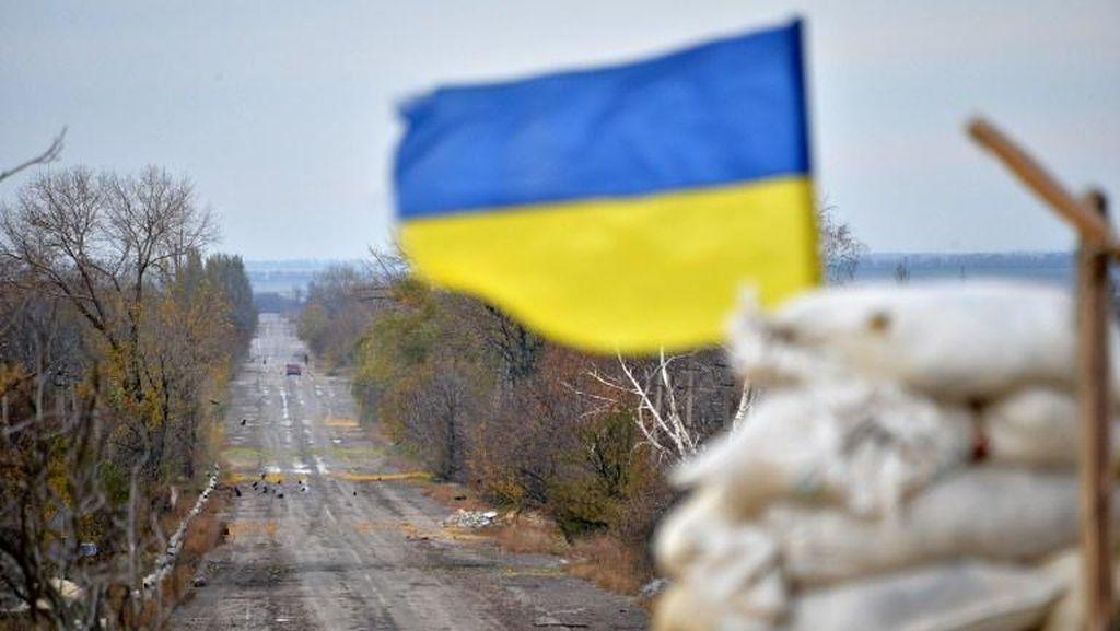1 Warga AS Tewas Akibat Ledakan di Ukraina Timur