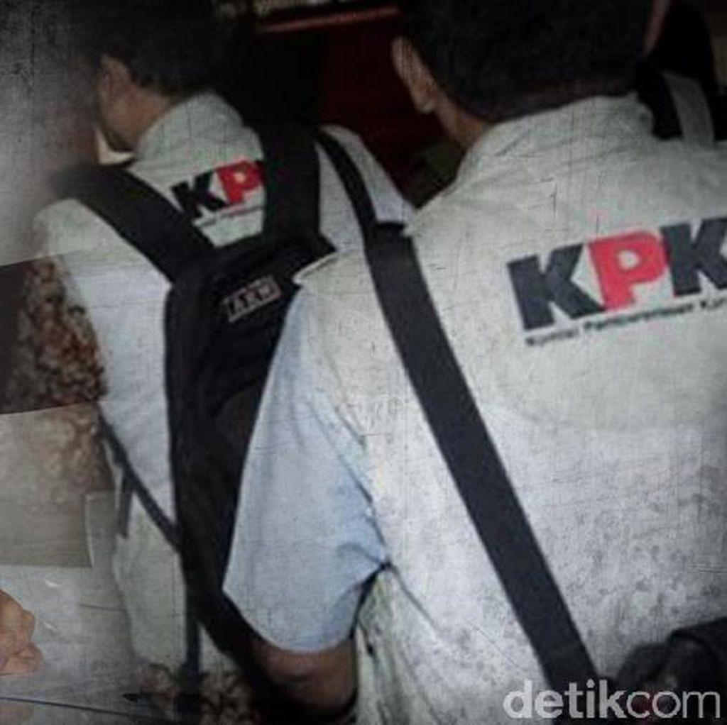 KPK OTT 10 Orang di Banten, Salah Satunya Wali Kota Cilegon
