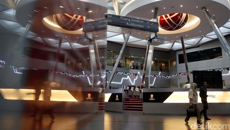 OSO Securities: IHSG Punya Potensi Rebound