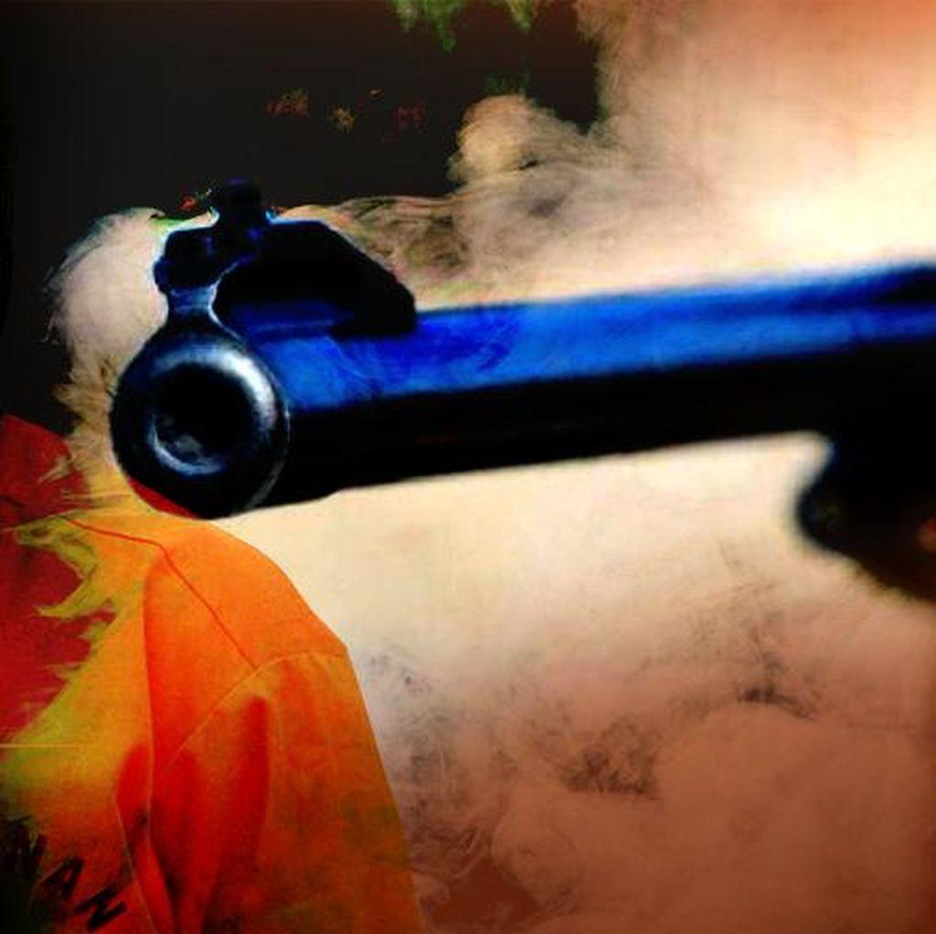 Polisi Oklahoma AS Tembak Pria Tuli karena Bawa Pipa Logam
